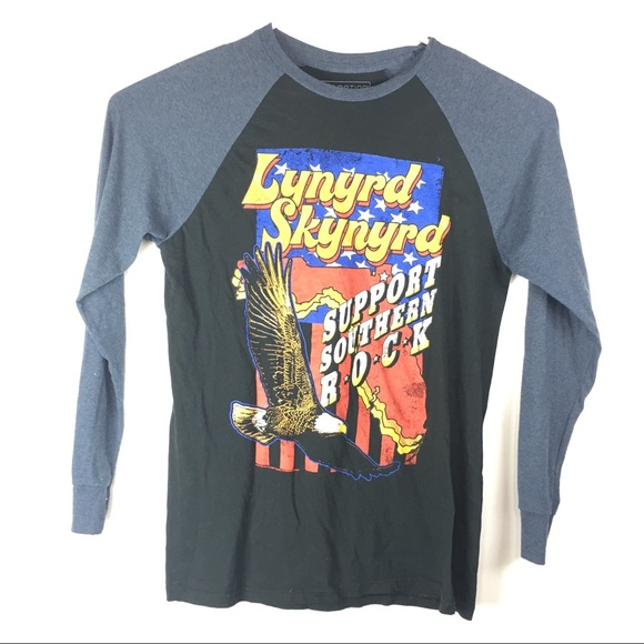 6258dcda Lynyrd Skynyrd | Live Nation Men's Retro T Shirt. M_5b5d54a904ef50b99dc46df6